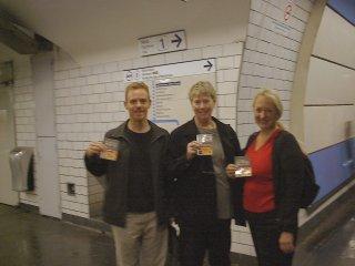 Rob hansen in paris people for Paris orange card